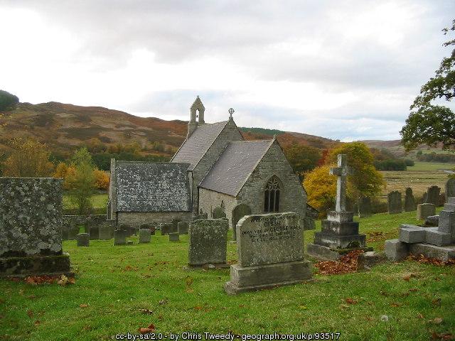 Alwinton Church