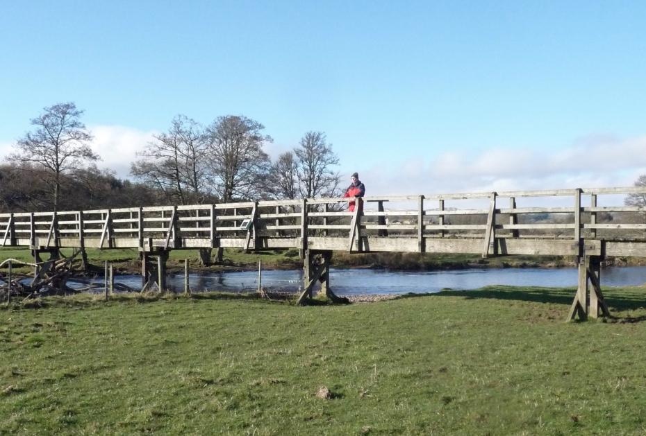 holystone footbridge - 1